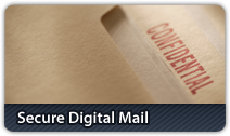 Secure Digital Mail